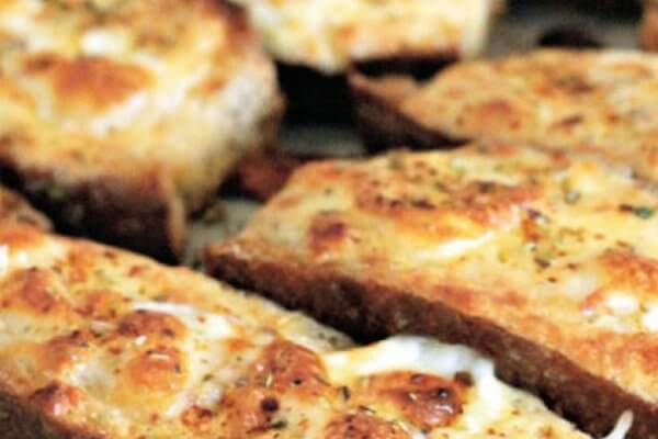How to Bake Cheese Bread in the Oven - Recipe