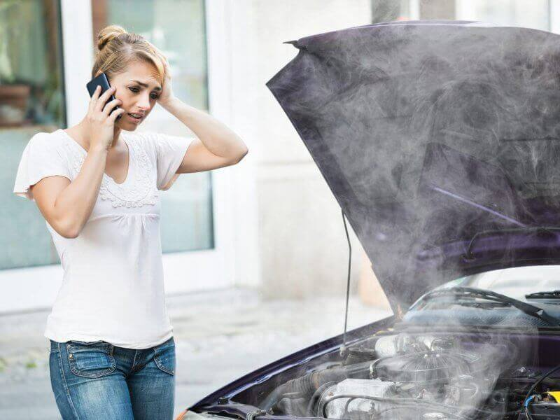 What to Do (& Not To Do) When Your Car Overheats
