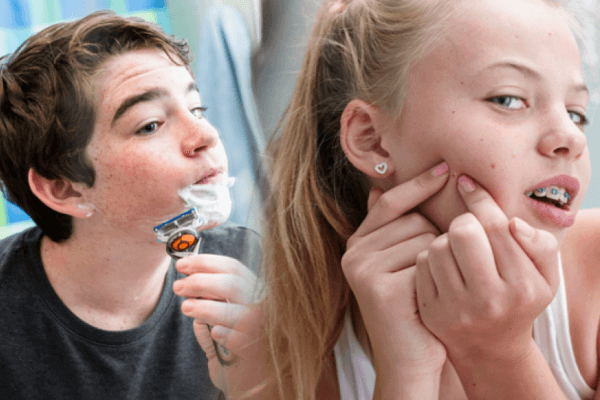 Puberty Guide: Signs & Stages in Boys and Girls