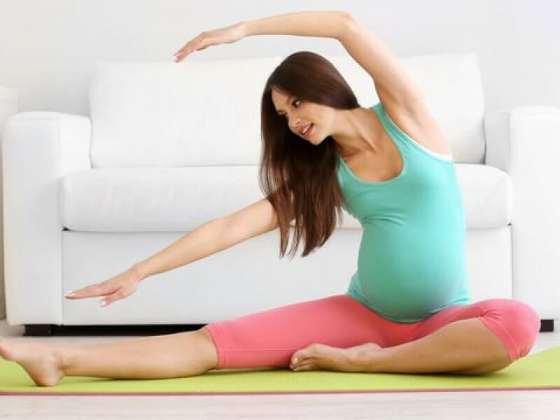Prepare for a Comfortable Birth with Exercise and Pilates